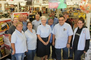 Hepler's Hardware employees 2014 Sept