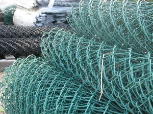 Chain Link Green